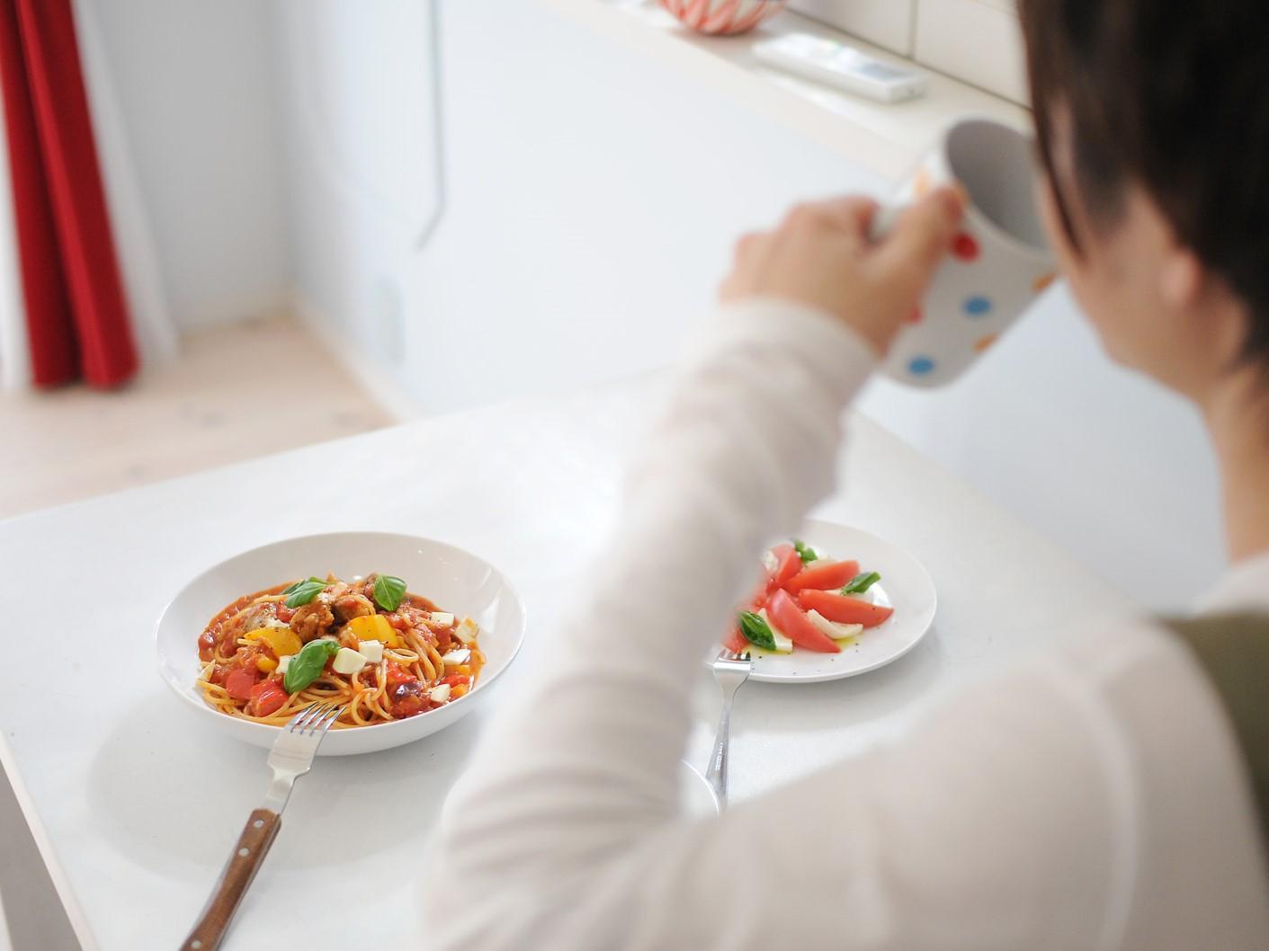 【商品】冷凍パスタが美味すぎる件